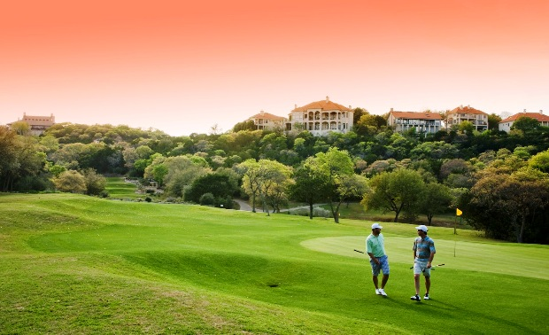 Barton Creek Golfing