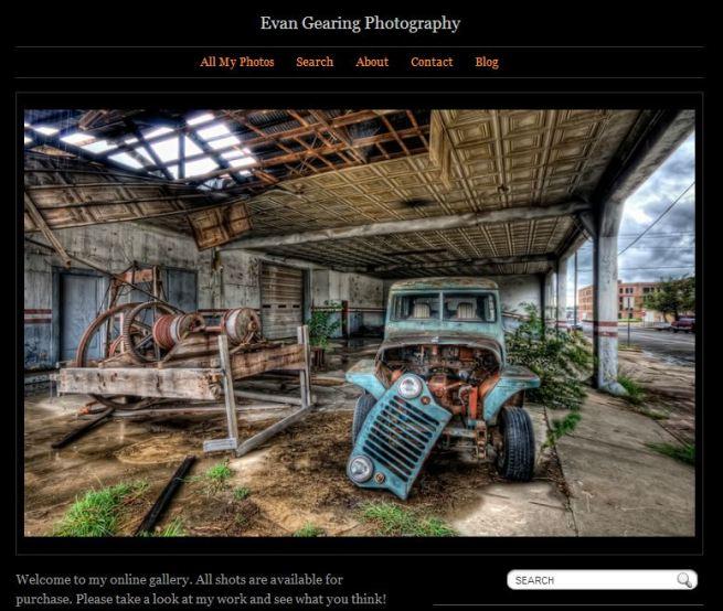 Evan Gearing Fine Art Photography Austin Texas