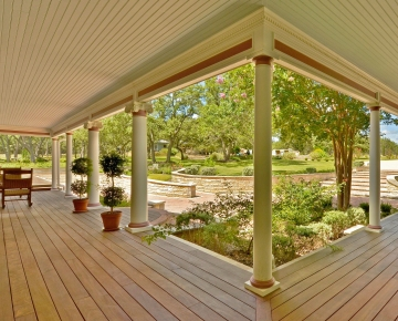 Covered Porch 690 Autumn Lane Dripping Springs Sandy Cary